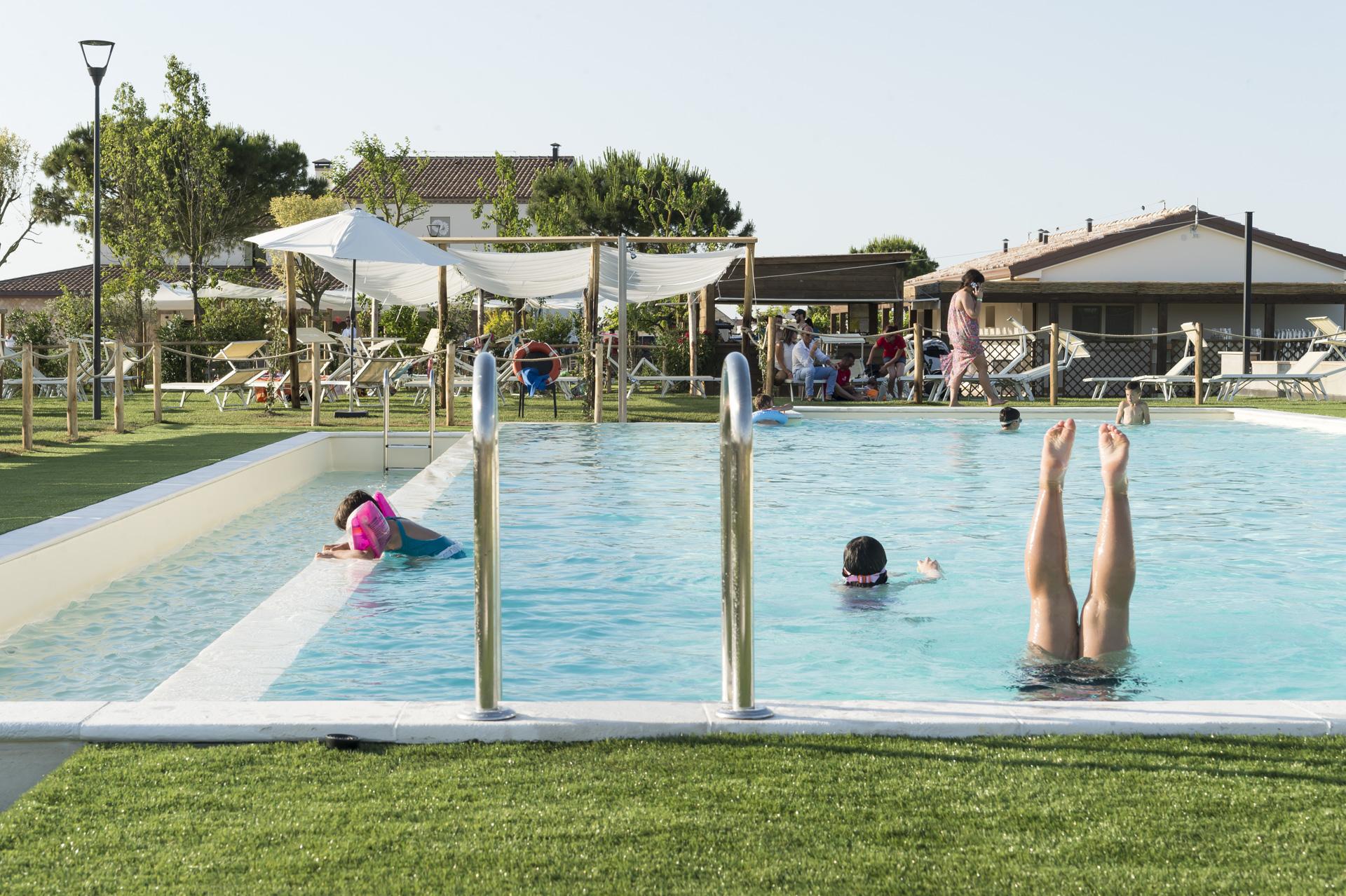piscina agriturismo le marghertite
